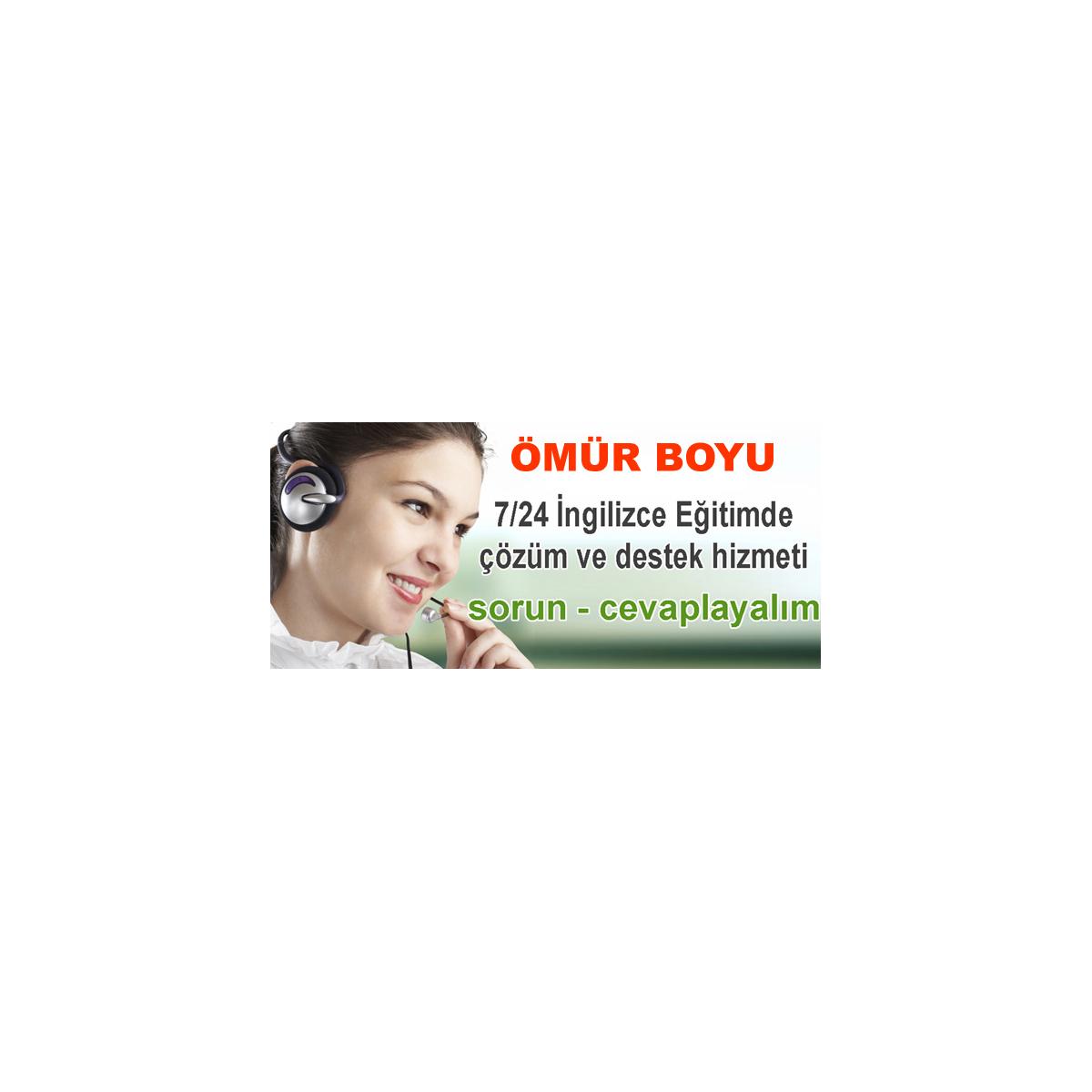 10 İngilizce Hikaye Kitabı Hediyeli İngilizce Online Eğitim