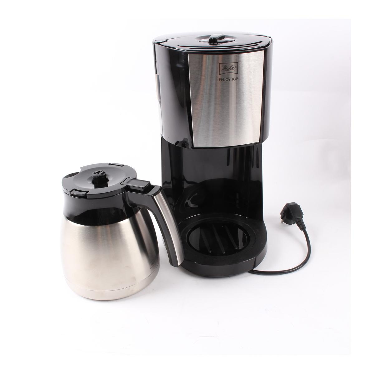 Melitta 1017-08 Enjoy Top Therm Termos Karaflı Filtre Kahve Makinesi