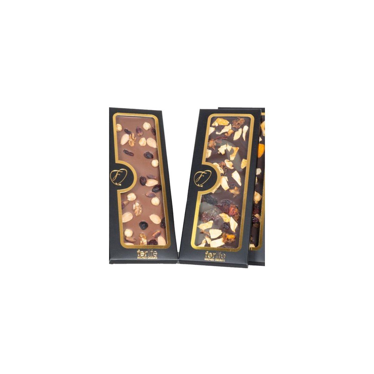 Gurme Çikolata Bahçesi(180 Gr 10 Lu )