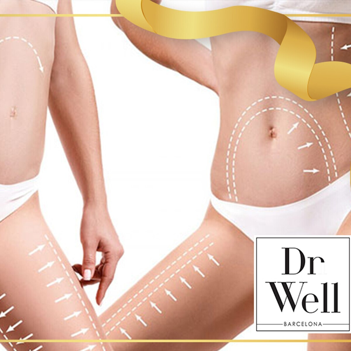 Dr. Well Estetik'ten 3 Seans Lenf Drenaj Uygulaması