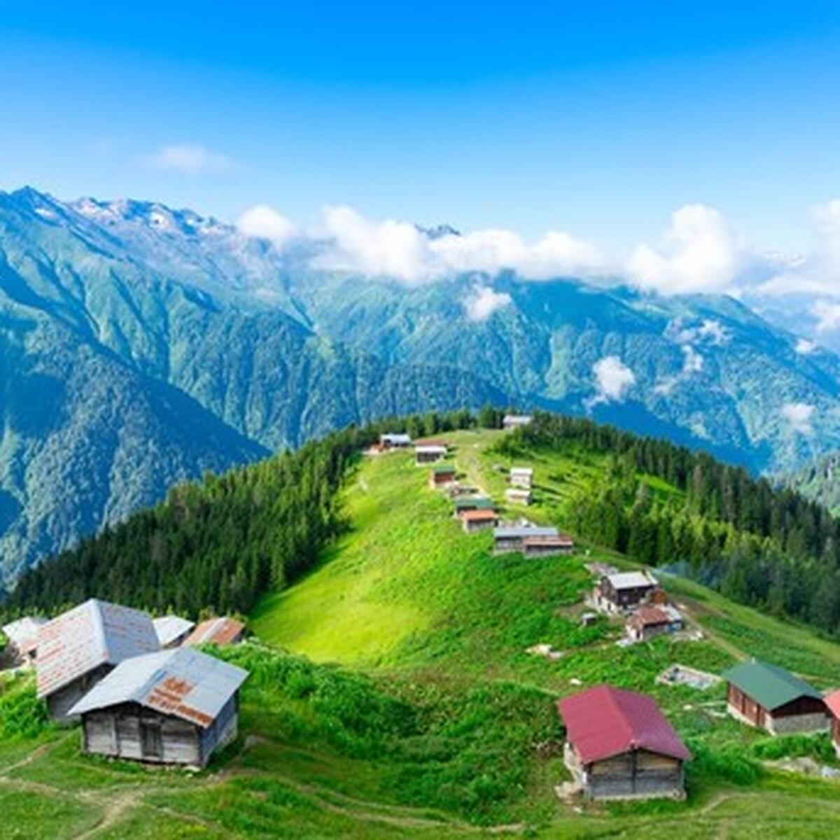 6 Gece 7 Gün Yarım Pansiyon Rüya Gibi Doğu Karadeniz & Batum Turu