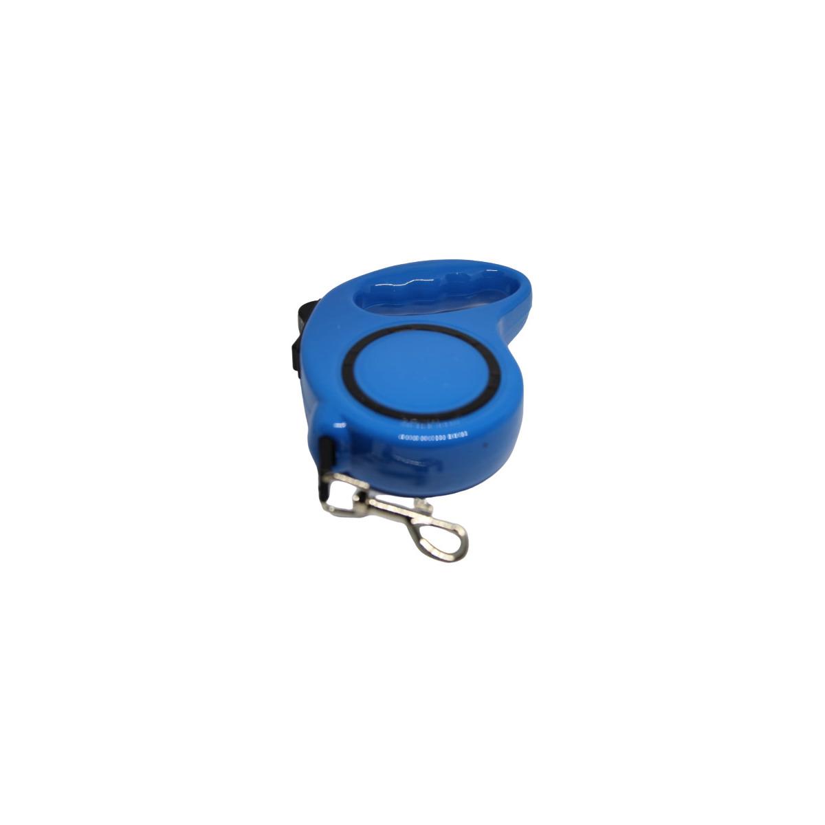 Ergonomik Kilit Sistemli Makaralı 3 Metre Otomatik Köpek Tasması