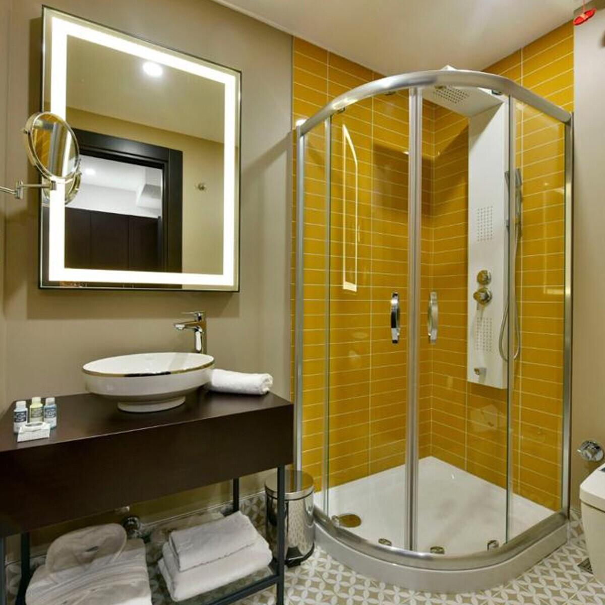 G-Han Hotel Kadıköy'de Çift Kişilik Konaklama