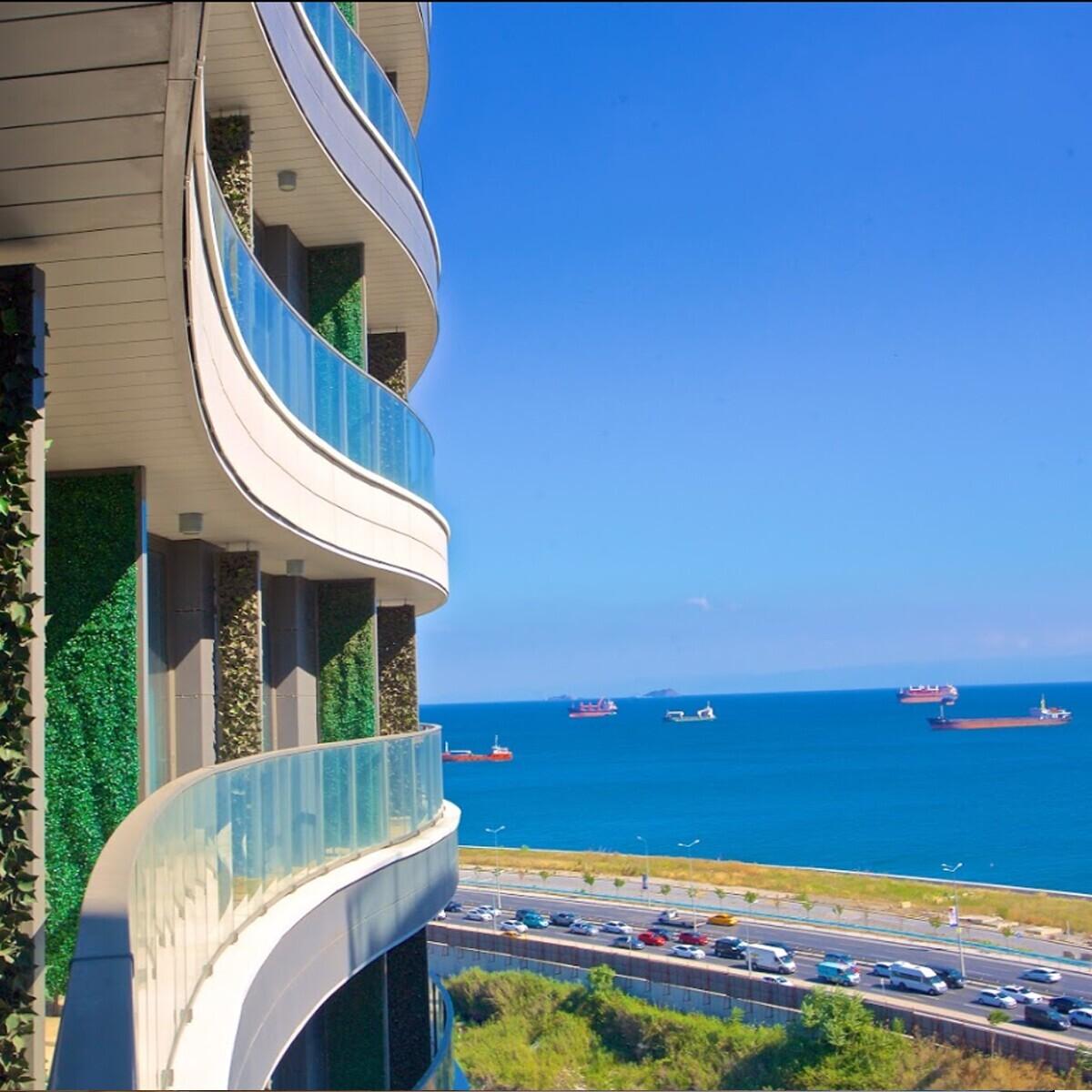 Ottoperla Hotel Zeytinburnu'nda Deniz Manzaralı Konaklama Keyfi