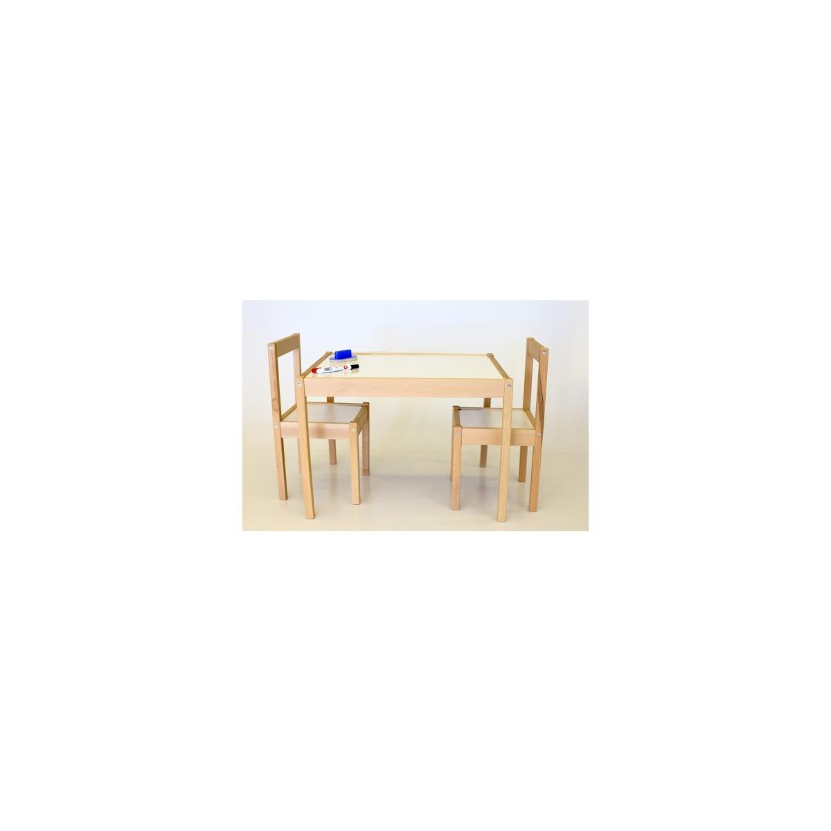 Tncn Montessori Çocuk Masa Sandalye Takımı