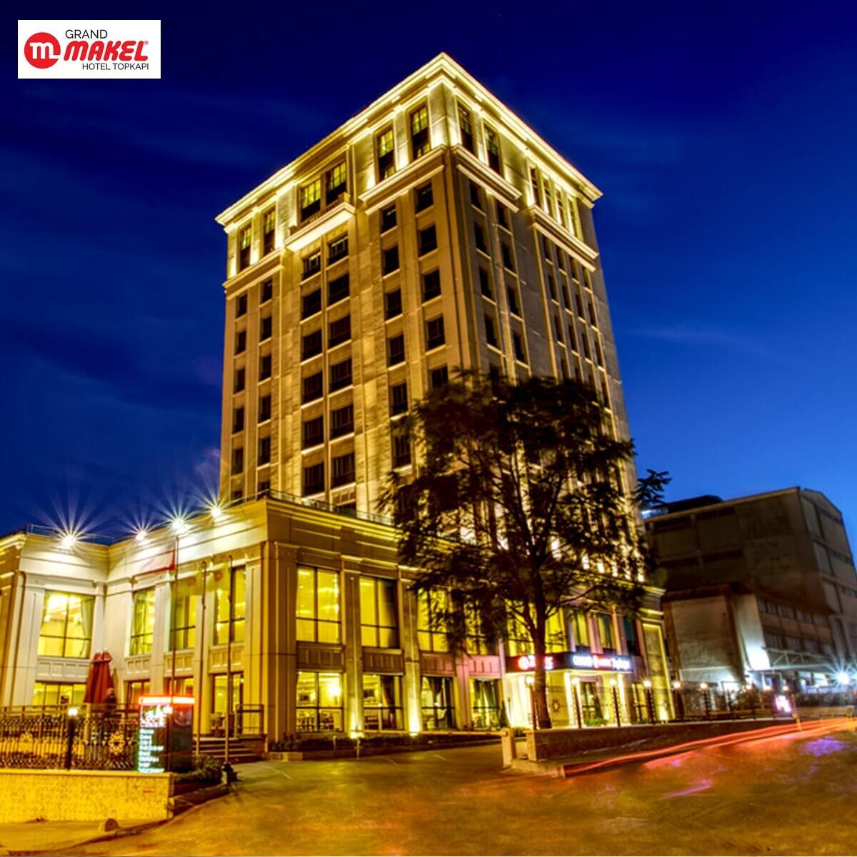 Grand Makel Hotel Gold Spa'da Kese Köpük, Masaj ve Spa Keyfi