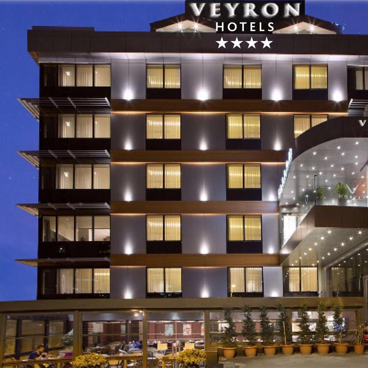 Veyron Hotel Spa'dan Tek ve Çift Kişilik Masaj Seçenekleri