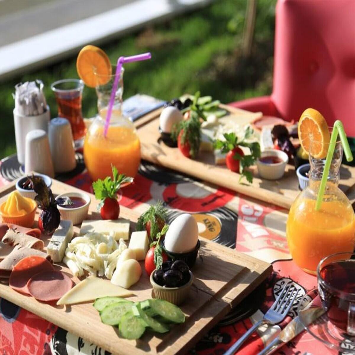 Hollywoodcity'de Güne Harika Başlangıç İçin Kahvaltı Seçenekleri