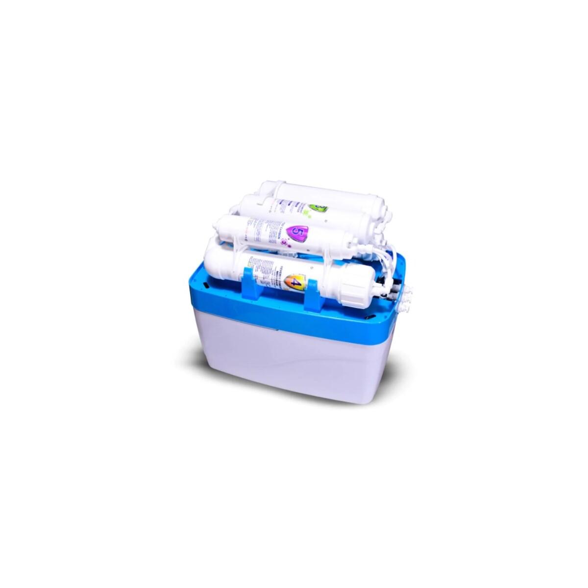 Gold Crystal 10 Aşamalı Organik Su Arıtma Cihazı