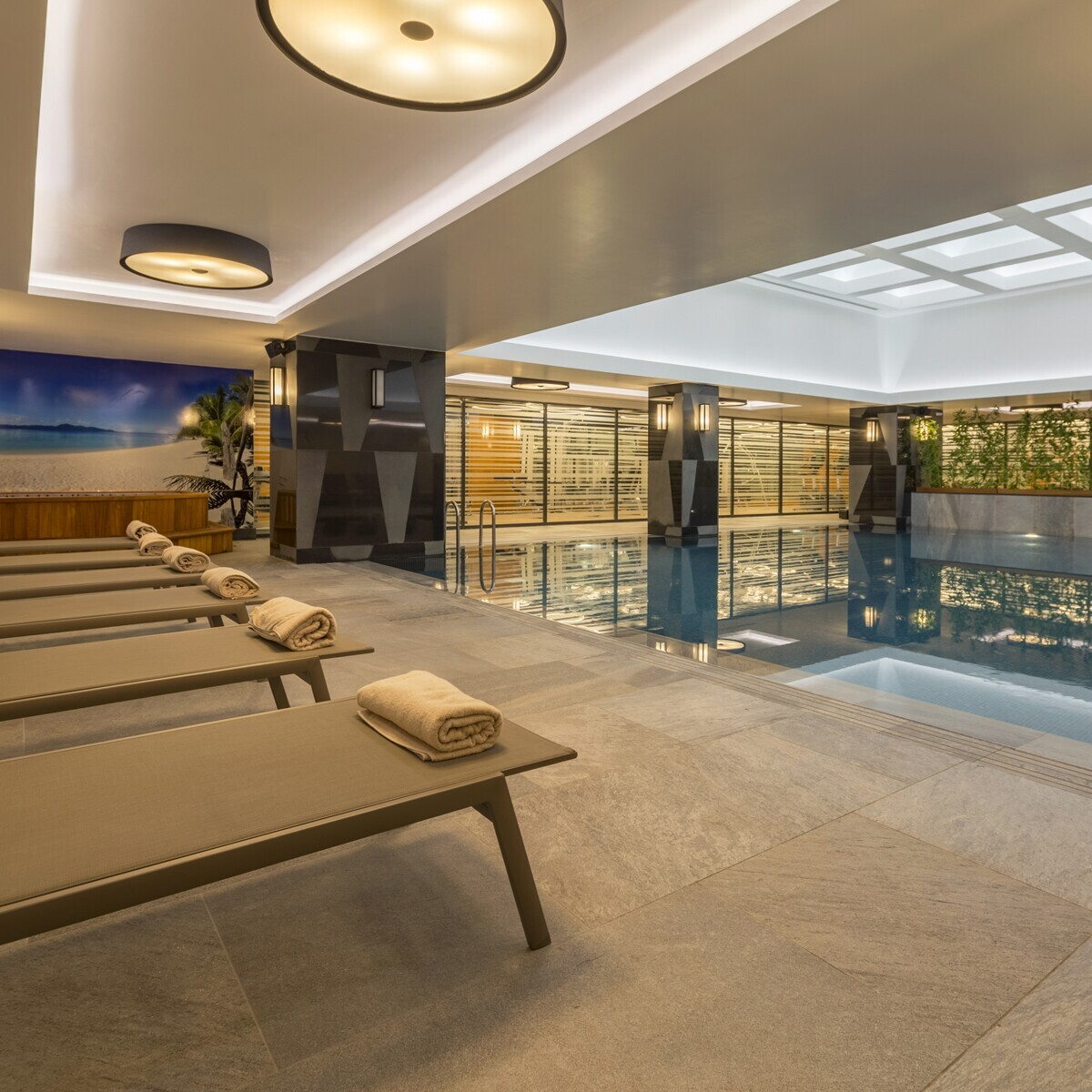 Golden Tulip Bayrampaşa Hotel Spastanbul'da Masaj Seçenekleri