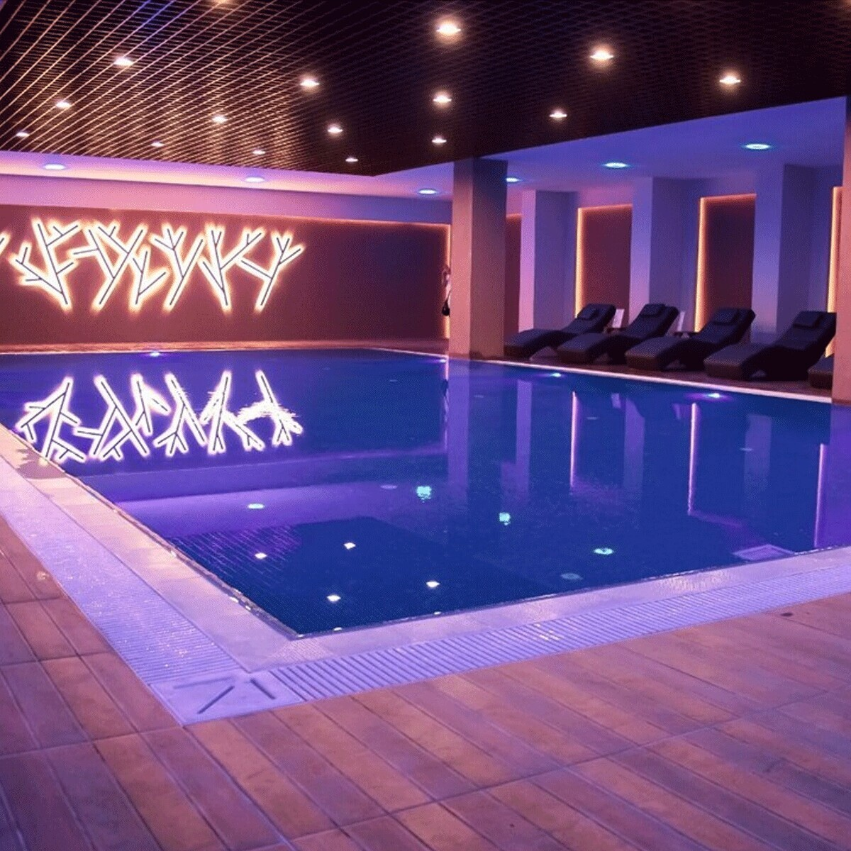 Sarissa Hotel Vita Spa'da Masaj Seçenekleri