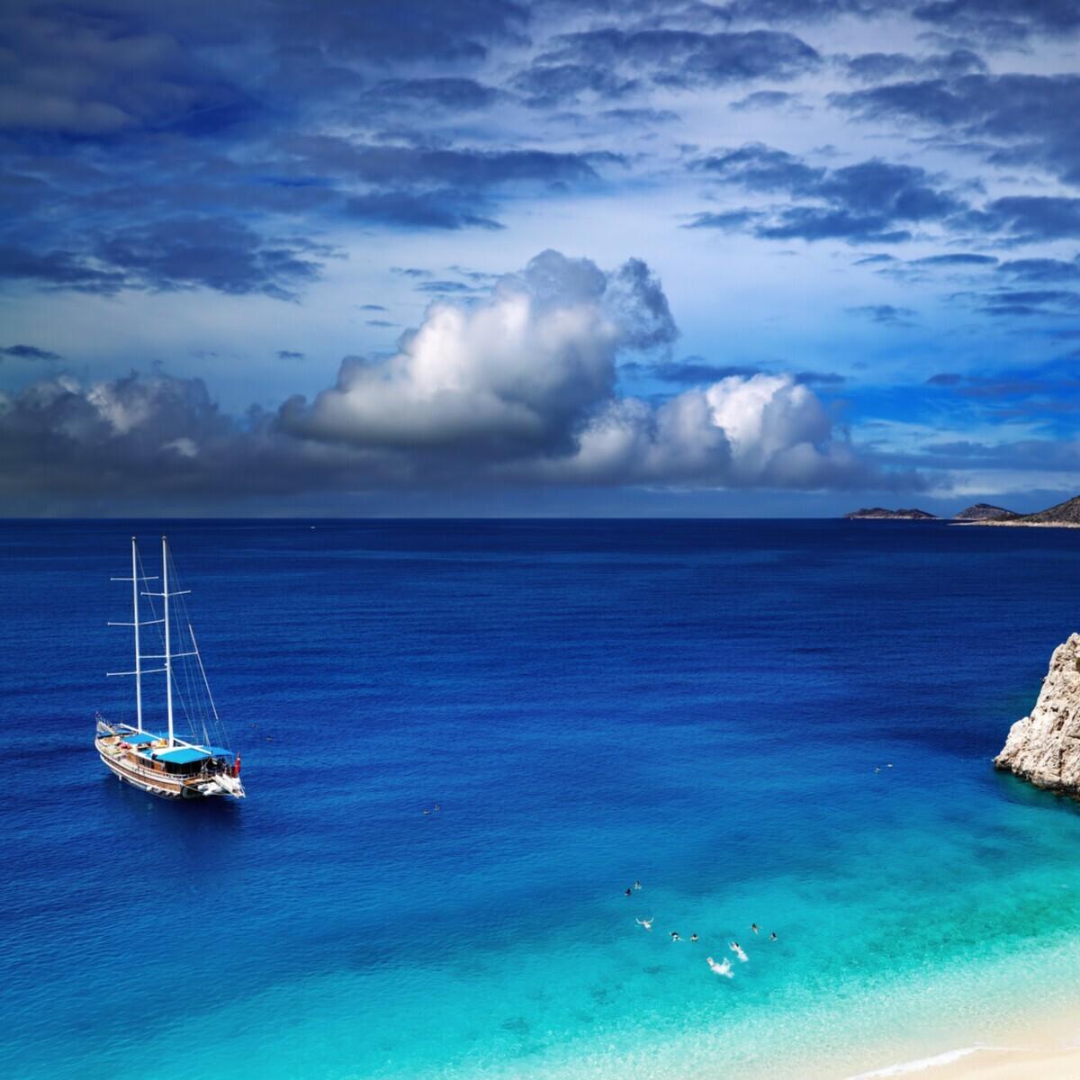 Her Cuma 4 Gece YP Konaklamalı 5 Gece 6 Gün Ege Akdeniz Rüyası Turu