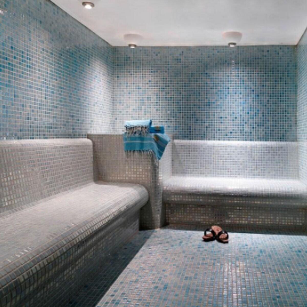 Dark Hill Otel İklima Spa'da Yüz Maskesi, Islak Alan Kullanımı, Masaj