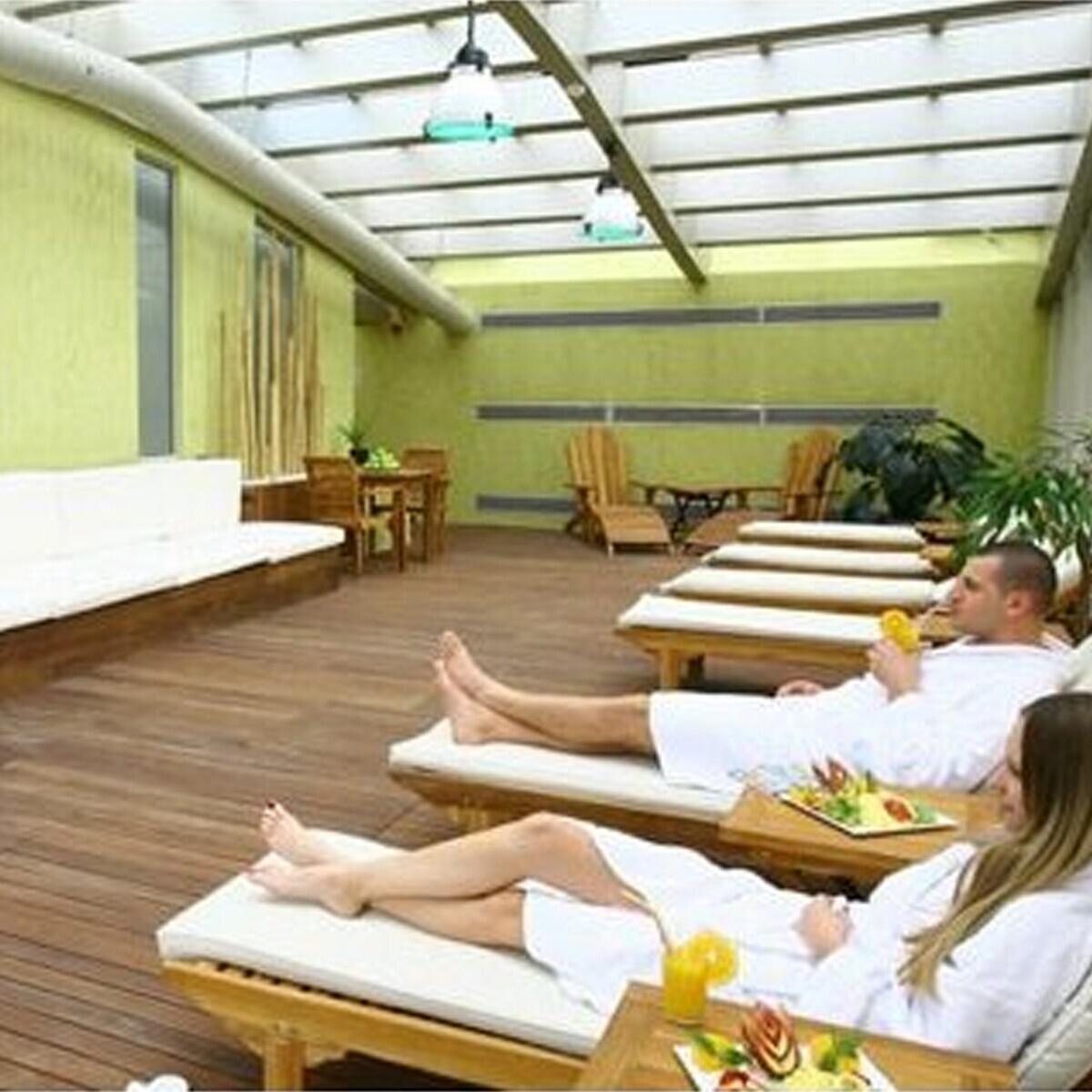 Holiday Inn Istanbul Airport Mandala Spa'da Masaj, Islak Alan Kullanım