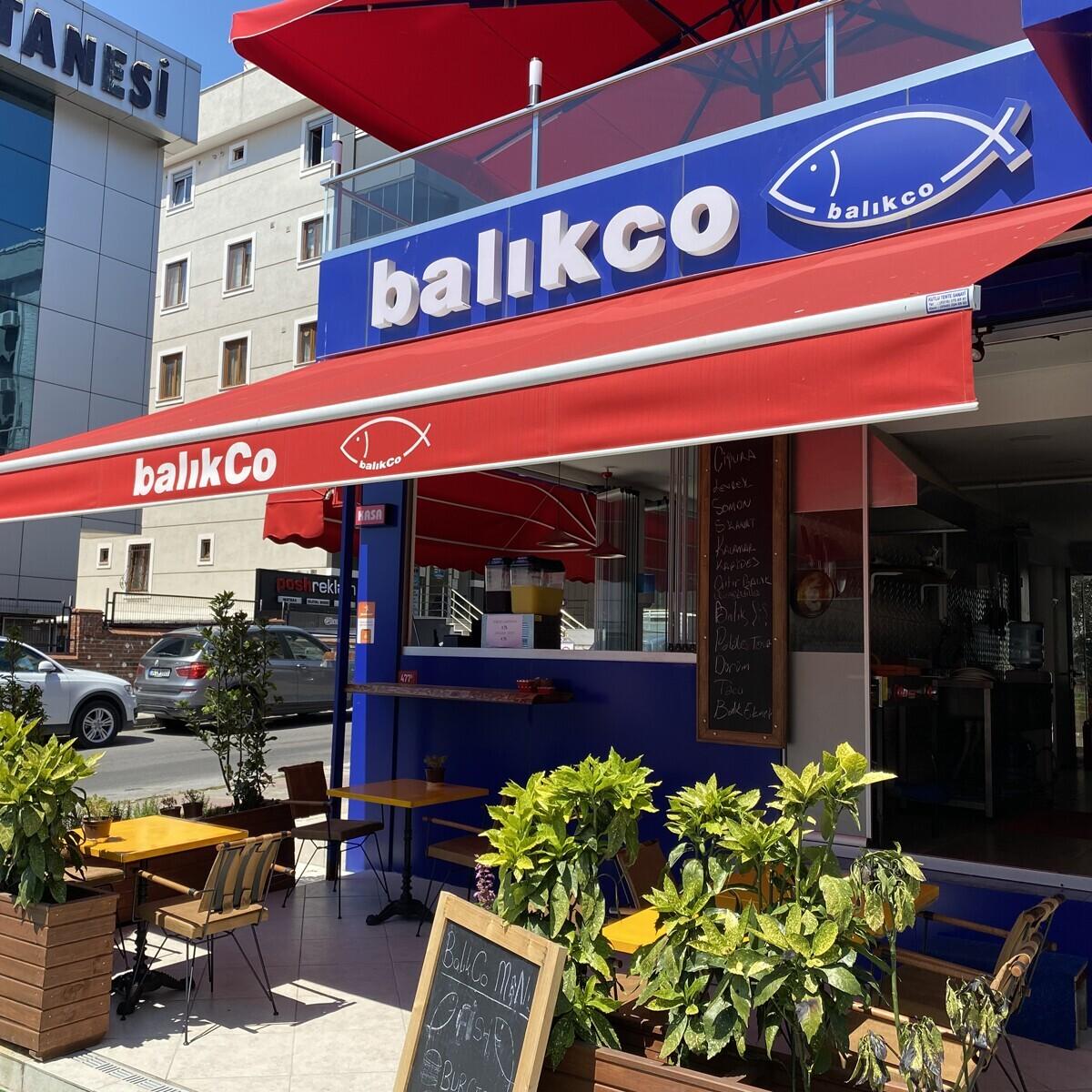 Maltepe BalıkCo'da Tadına Doyulmaz Balık Taco ve Balık Ekmek Menüleri