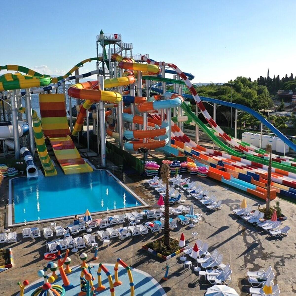 Tuzla Marina Aquapark Giriş Bileti