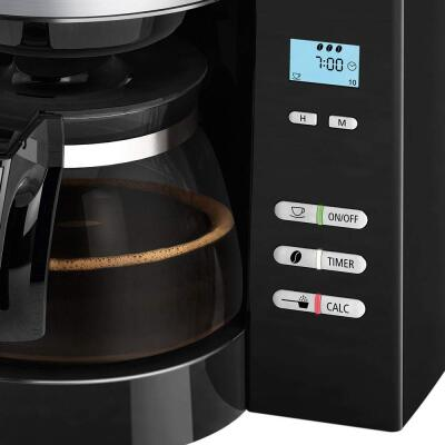 Melitta Aromafresh 1021-01 Öğütücülü Filtre Kahve Makinesi