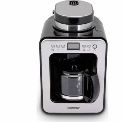 Goldmaster Gm-7353 Klass Öğütücülü Filtre Kahve Makinesi
