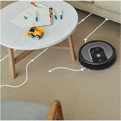 Robot Roomba 975 Akıllı Robot Süpürge - Wifi