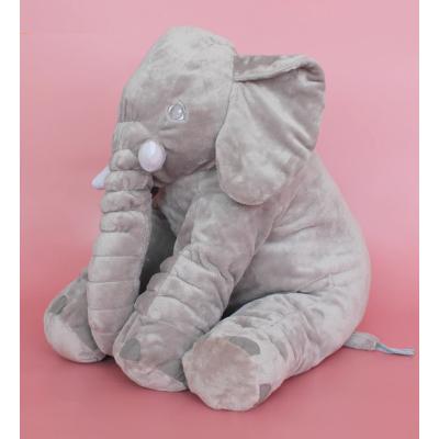 Uyku Arkadaşım Fil - Büyük Yumuşacık Peluş Fil - 85 Cm- Sevgiliye Hediye