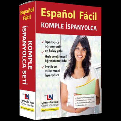Komple İspanyolca Seti