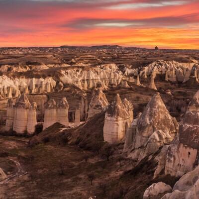 Hafta İçi Hareketli 1 Gece 2 Gün Konaklamalı Kapadokya Turu