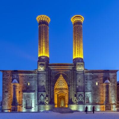 Her Cumartesi Çıkışlı 8 Gece 9 Gün Dolu Dolu Doğu'nun Hazineleri Turu