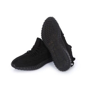 Black Deer Action Yürüyüş Koşu Ve Antrenman Ayakkabısı Siyah