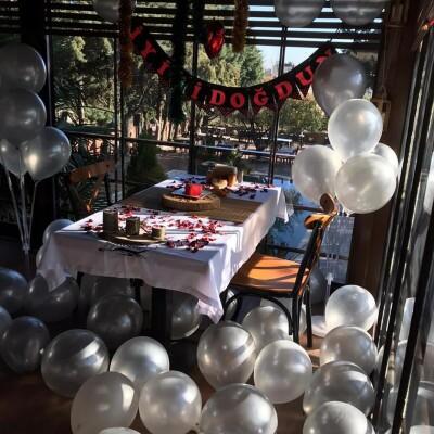 The Shaula'dan Evlilik Teklifi, Doğum Günü, Yıldönümü Kutlama Paketi