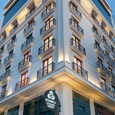 Eldiyar Spa Febor İstanbul Bomonti Hotel'de Masaj & Spa