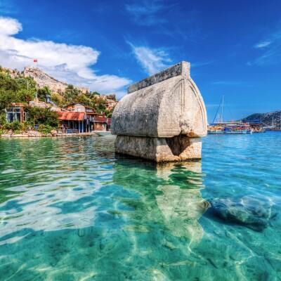 Her Cumartesi ve Pazar 7 Gece 8 Gün Rüya Gibi Ege Akdeniz Turu