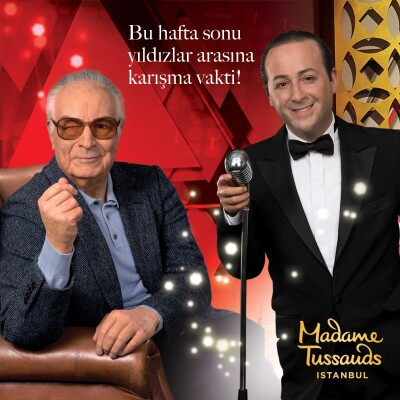 Madame Tussauds İstanbul İndirimli Giriş Bileti