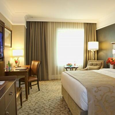 Güneşli Retaj Royal İstanbul Hotel'de SPA Dahil 2 Kişilik Konaklama