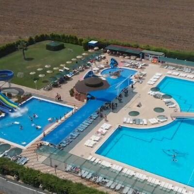 Eser Diamond Hotel Aqua Park Girişi