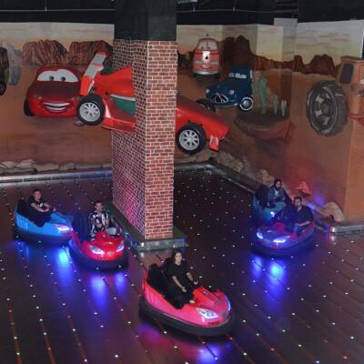 Venezia Mega Outlet Galaxia Game Park'ta 50 TL'lik Oyun Kredisi 25 TL!