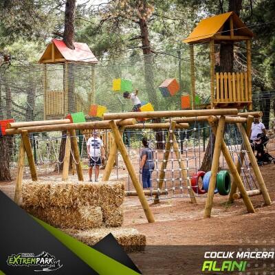 Bursa Extrempark Aşırı Eğlence Merkezi'nde Oyun Kredileri
