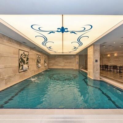 Piya Sport Hotel İklima Spa'da Yüz Maskesi, Islak Alan, Masaj Keyfi