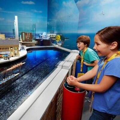 LEGOLANDⓇ Discovery Centre İndirimli Giriş Bileti