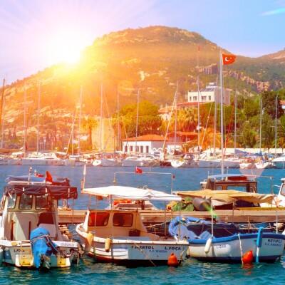 Her Cuma Kalkışlı 3 Gün Çeşme, Alaçatı, Ilıca, İzmir, Foça Tekne Turu