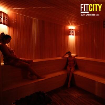 Capacity Avm Fitcity Spa'da Masaj ve Islak Alan Kullanımı