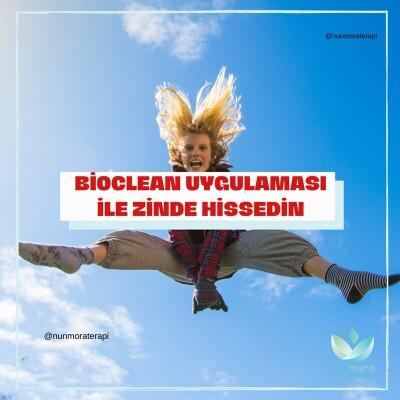 Nun Mora Terapi'de Biorezonans + Bioclean & Biodetoks Uygulaması