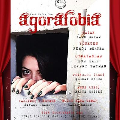 'Agorafobia' Tiyatro Oyunu Bileti