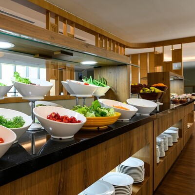 La Quinta by Wyndham İstanbul Güneşli Hotel'de Konaklama Seçenekleri