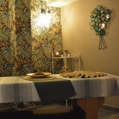 Hotel La Villa Blanche Spa'da Huzur Verici Masaj Seçenekleri