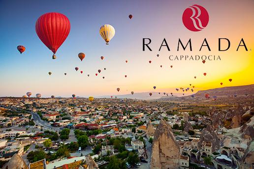 Ramada Hotel Cappadocia Ulasim Ve Balon Turu Secenekleri Ile