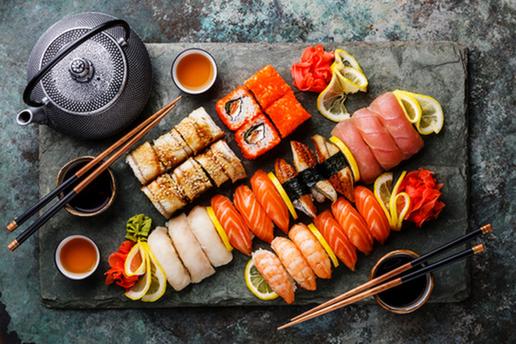 Beijing Hotel Sushi & Noodle House'dan Uzakdoğu Mutfağı Tutkunları İçin Kişi Başı Sushi Menüleri