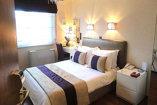 Bakırköy Taşhan Business & Airport Hotel'den Kahvaltı Dahil Seçenekli Çift Kişilik Konaklama Paketleri