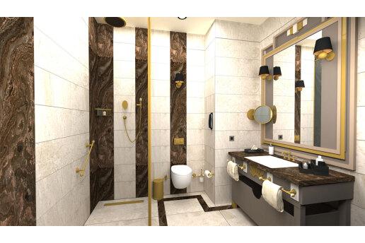 Beyoğlu Ramada Hotel & Suites Istanbul Golden Horn'un Şık ve Kaliteli Ambiyansı İçinde Ev Konforunda Çift Kişi Konaklama