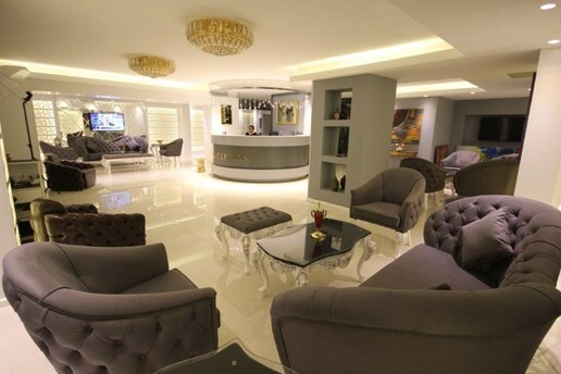 Ankara Gold Hotel'de Tek veya Çift Kişilik Konaklama Seçenekleri