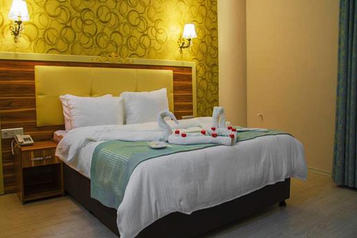 Yalova White Tuana Termal Hotel'de Tek veya Çift Kişilik Konaklama Seçenekleri